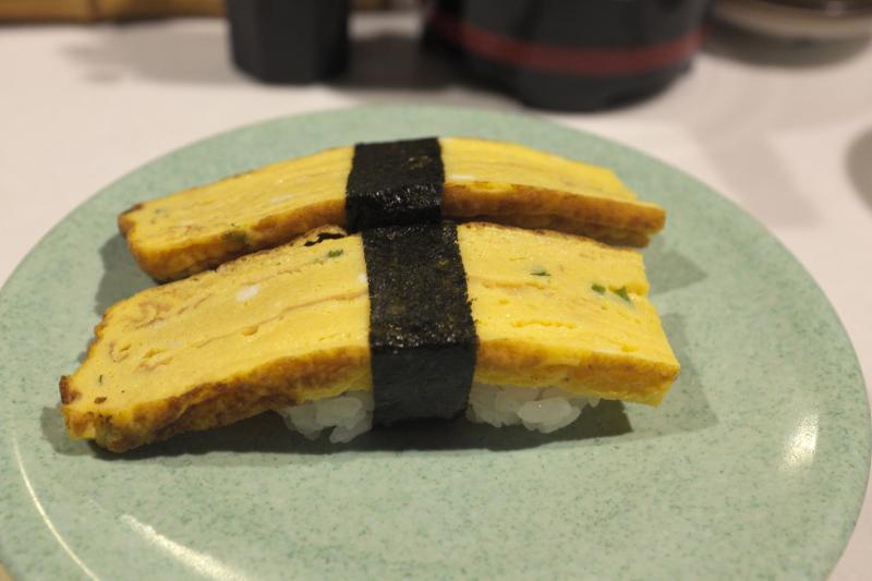 寿司虎の玉子