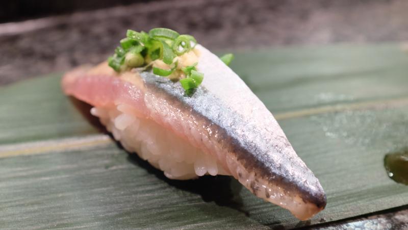 すし将軍 秋刀魚