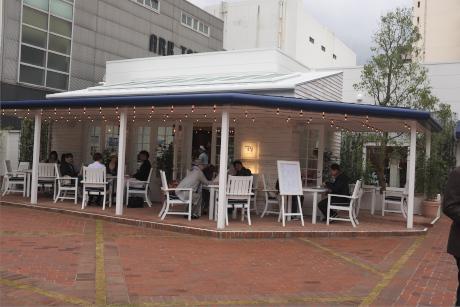 ロンハーマン福岡 RH CAFE