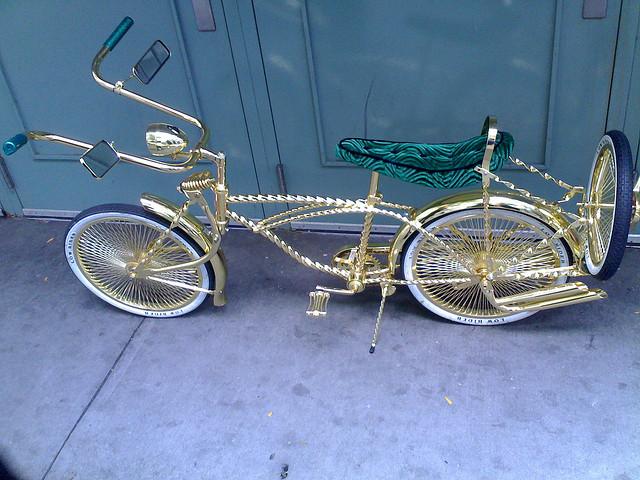 ロウライダー自転車